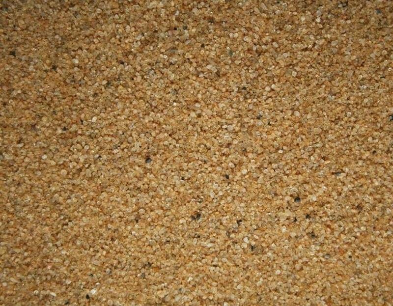 Кварцевые оьогреватели - кварцевый песок