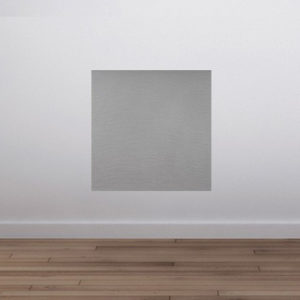 Инфракрасный керамический обогреватель Никатэн NT 300, 300Вт Графит, 600х600х40 15м3 (6м2, потолки 2.5м)