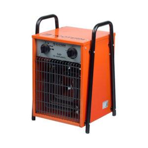 Нагреватель воздуха электр. Ecoterm EHC-09/3B, кубик, 2 ручки, 9 кВт., 380В (ECOTERM)