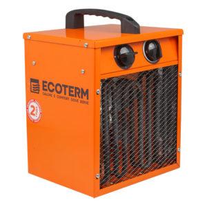 Нагреватель воздуха электр. Ecoterm EHC-03/1C (ECOTERM)