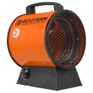 Нагреватель воздуха электр. Ecoterm EHR-06/3C (ECOTERM)