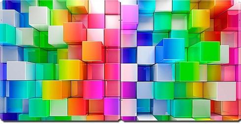 Модульные обогреватели СТЕП «Пиксели»